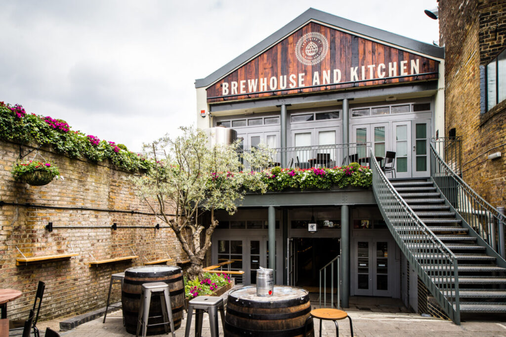 best pubs in portsmouth Brewhouse and Kitchen Pub
