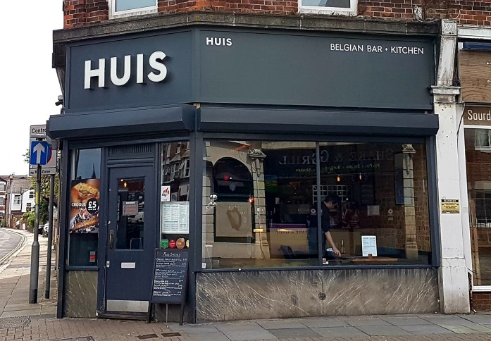 best pubs in portsmouth Huis Bar and Restaurant in Southsea Portsmouth