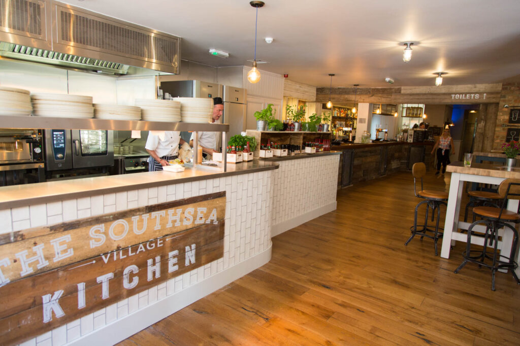 best pubs in portsmouth Southsea Village Bar