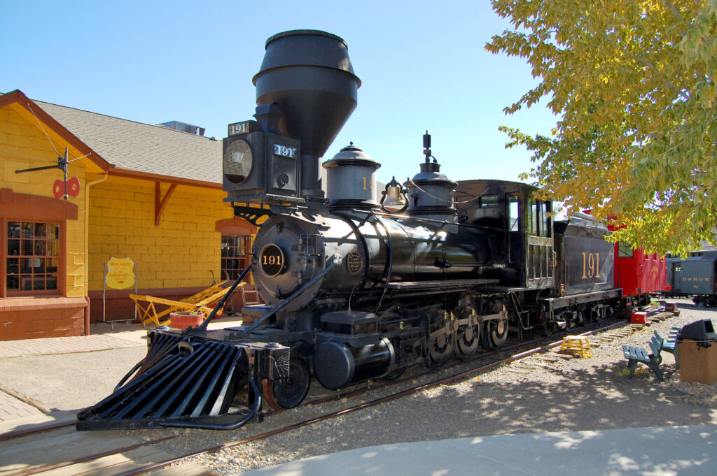 best things to do in Golden Co Colorado Railroad Museum