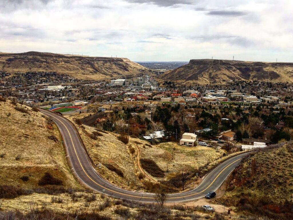 best things to do in Golden Co Lookout Mountain