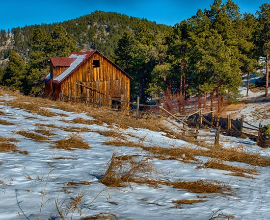 best things to do in Golden Co White Ranch Park