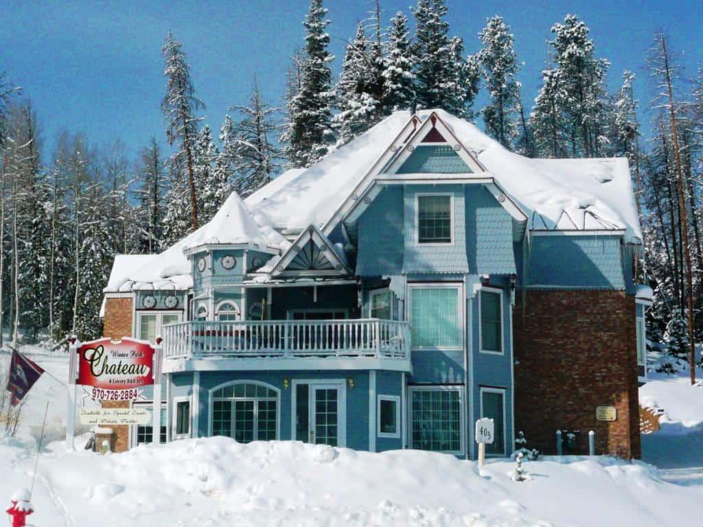 best Granby hotels winter park chateau