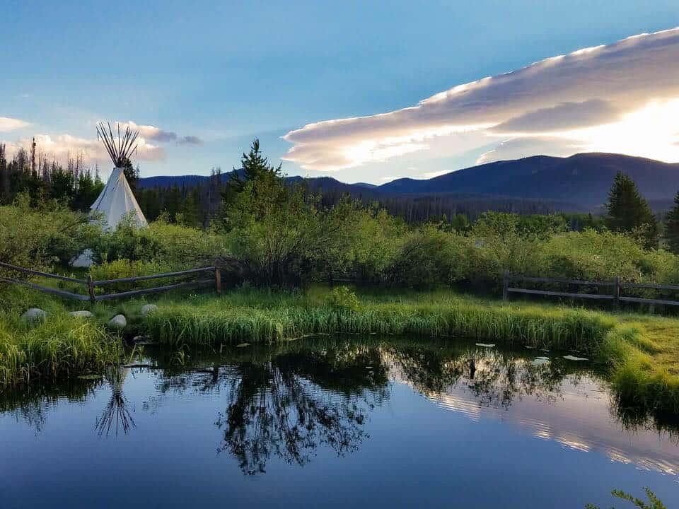 best grand lake camping spots elk creek