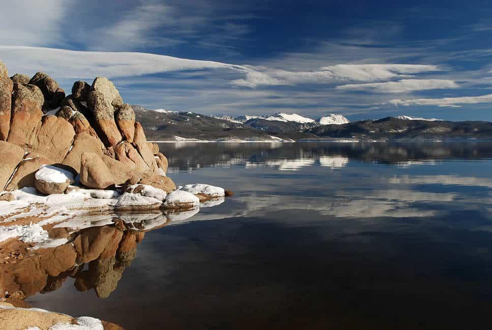 best lake granby camping sites Big Rock Lake Granby