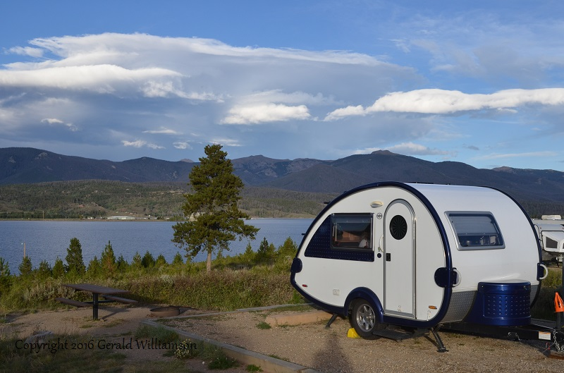 best lake granby camping sites stillwater