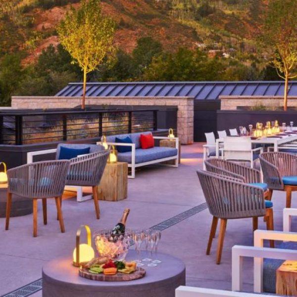 best cabins aspen luxury holiday rental sleeps 7 outside